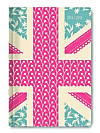 Collegetimer A6 Union Jack 2014/2015