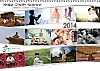 Kinder-Charity-Kalender 2014; Children's Charity Calendar