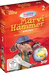National Geographic - Marvi Hämmer 2, 3 DVDs