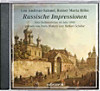 Russische Impressionen, 1 Audio-CD